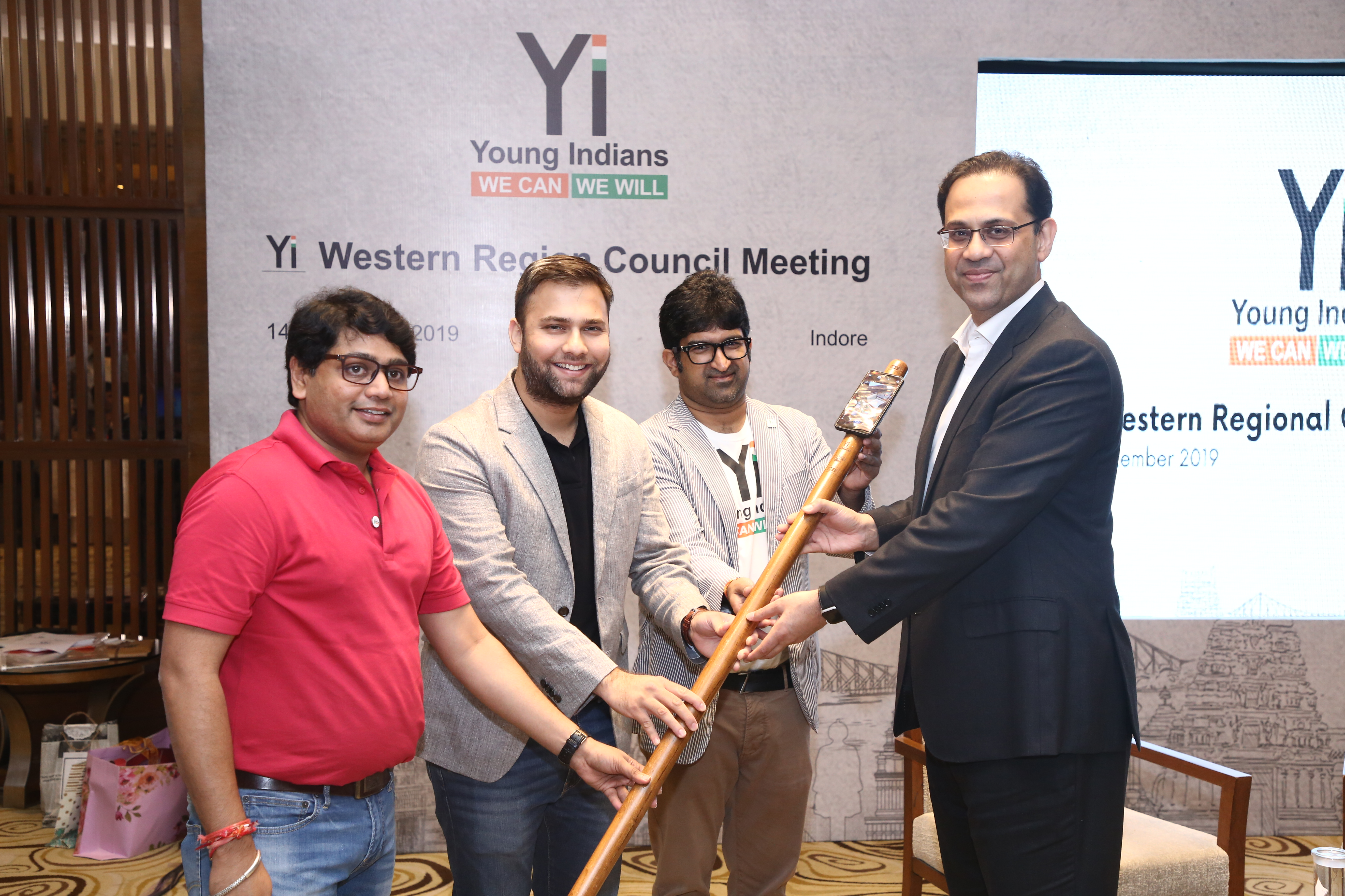 Yi Western Regional Council Meeting,Indore
