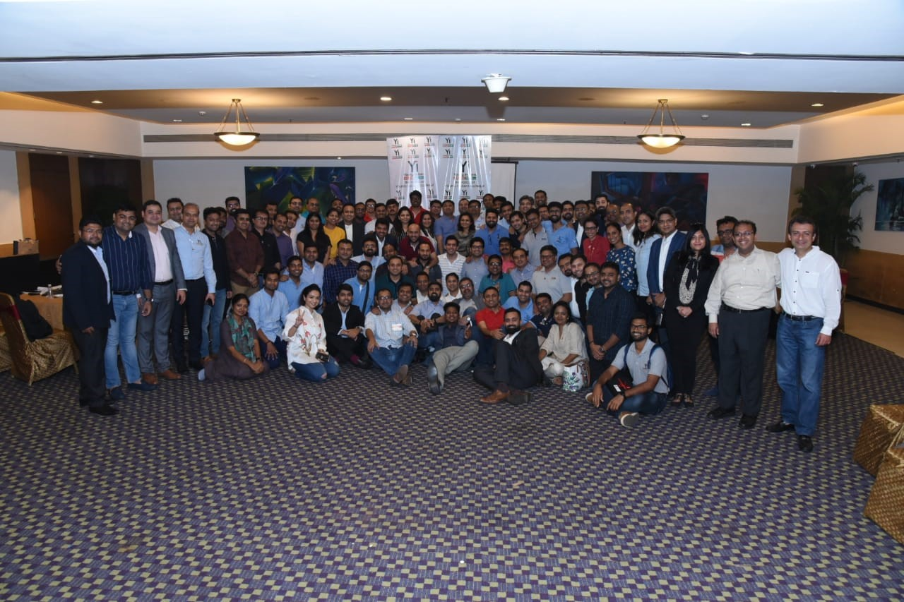 First Yi GC & NMT Meeting 2020,Navi Mumbai