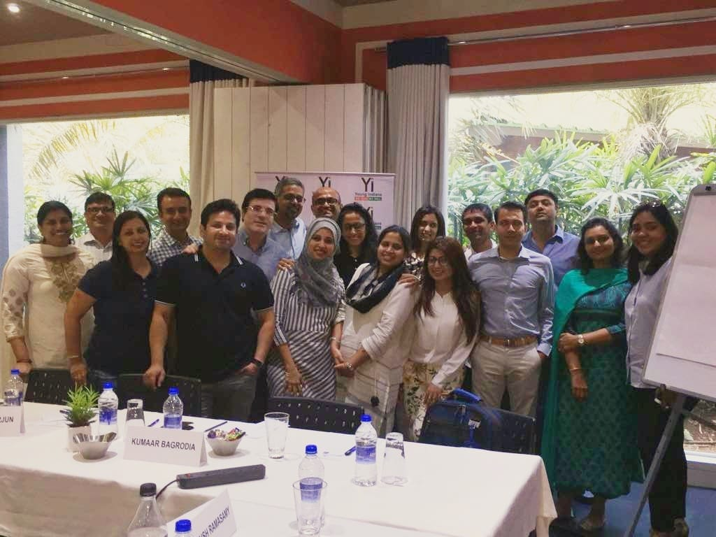 1st National Management Team Meeting - Mumbai