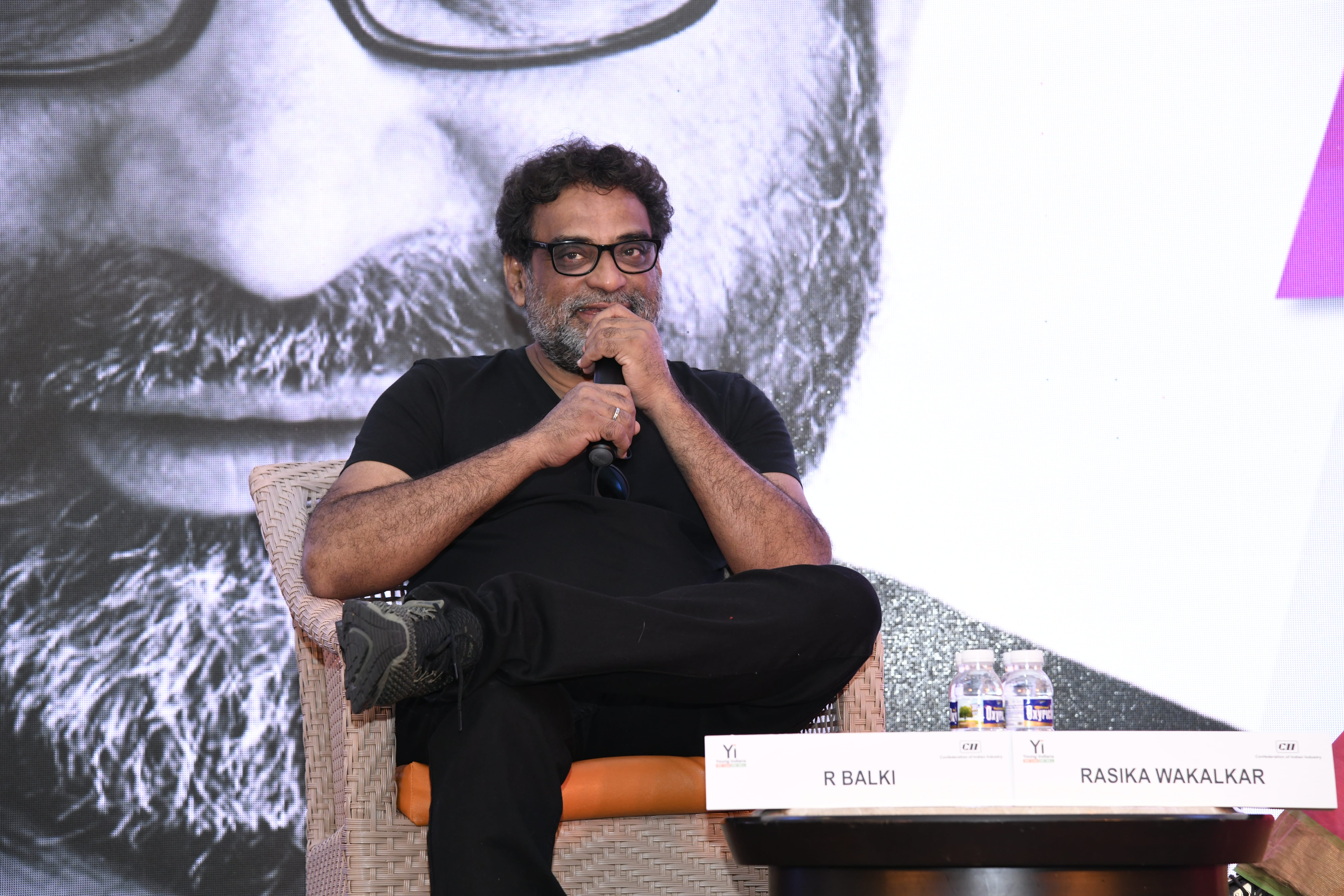 Mr R Balki, Film Maker, Screen Writer & AdGuru at Take Pride 2019