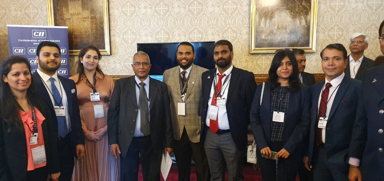 Yi Delegation to UK -  Interaction with Rt Hon Lord Dholakia OBE DL, Deputy Leader, Liberal Democrats