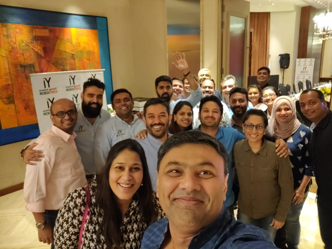 Young Indians - National Management Team Meeting, Mumbai 2019